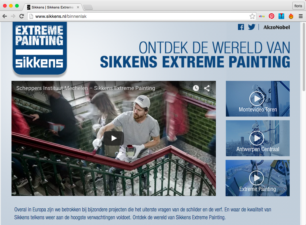 Sikkens_homepage